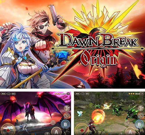 Download Dawn break: Origin iPhone free game.