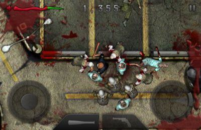 Kostenloser Download von Dawn of the Dead für iPhone, iPad und iPod.