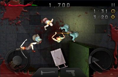 Игра Dawn of the Dead для iPhone