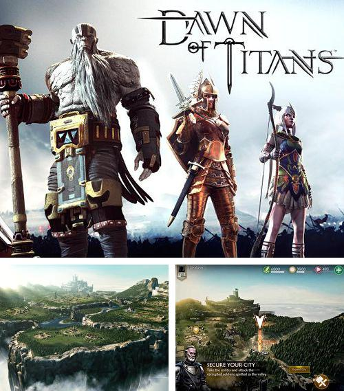 In addition to the game Alchemix for iPhone, iPad or iPod, you can also download Dawn of titans for free.