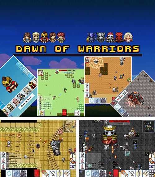 Download Dawn of warriors iPhone free game.