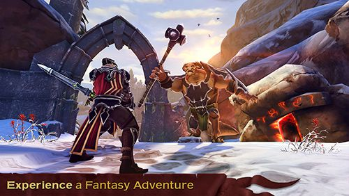 Download Dawnbringer iPhone free game.
