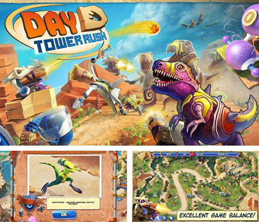 In addition to the game Lego: Jurassic world for iPhone, iPad or iPod, you can also download Day D: Tower rush for free.