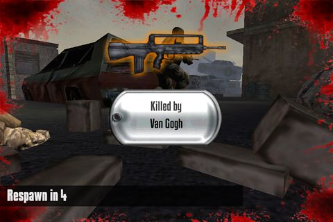 Screenshots of the Days of war: Premium game for iPhone, iPad or iPod.