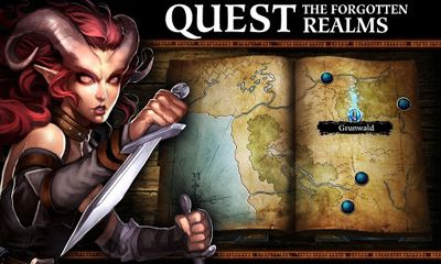 Descarga gratuita de D&D: Arena of War para iPhone, iPad y iPod.