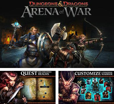 In addition to the game Bridge The Gap for iPhone, iPad or iPod, you can also download D&D: Arena of War for free.