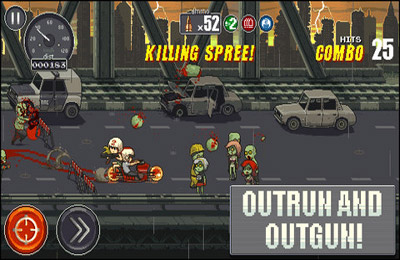 Download Dead Ahead iPhone free game.