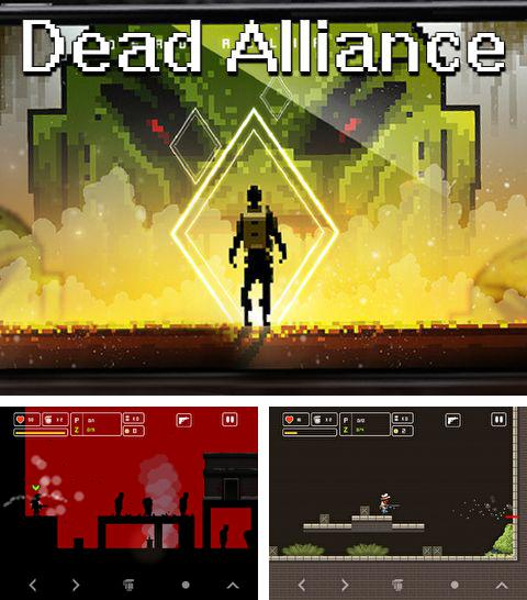 In addition to the game Beer Bounce for iPhone, iPad or iPod, you can also download Dead alliance for free.