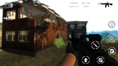 Download Dead bunker 4: Apocalypse iPhone free game.