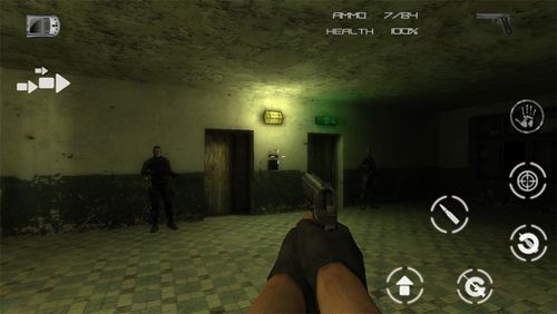 Screenshots of the Dead bunker 4: Apocalypse game for iPhone, iPad or iPod.