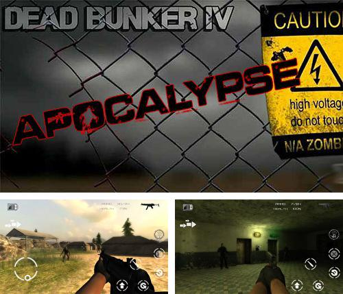 In addition to the game Bladeslinger for iPhone, iPad or iPod, you can also download Dead bunker 4: Apocalypse for free.