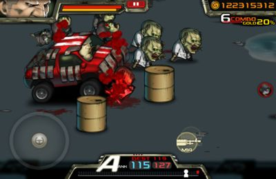 Free Dead City PLUS download for iPhone, iPad and iPod.
