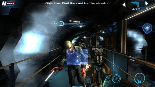 Download Dead effect 2 iPhone free game.