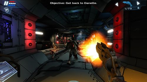 Screenshots of the Dead effect 2 game for iPhone, iPad or iPod.