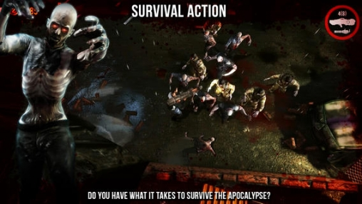 Écrans du jeu Dead on Arrival 2 pour iPhone, iPad ou iPod.