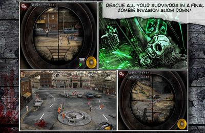 Free Dead On Sight download for iPhone, iPad and iPod.