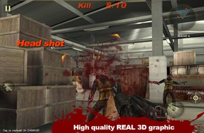 Screenshots do jogo Dead Rage: Prologue para iPhone, iPad ou iPod.