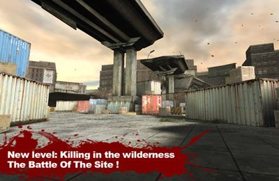 Screenshots of the Dead Rage: Prologue game for iPhone, iPad or iPod.