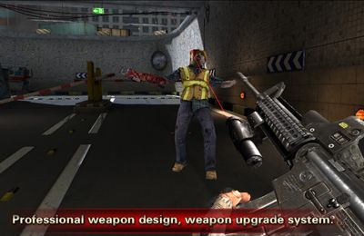 Screenshots do jogo Dead Rage: Revenge Soul HD para iPhone, iPad ou iPod.