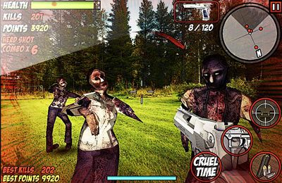 Descarga gratuita de Dead Raid para iPhone, iPad y iPod.