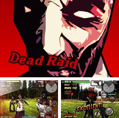 Download Dead Raid iPhone free game.