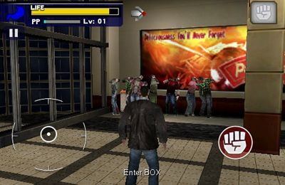 Download Dead Rising iPhone free game.