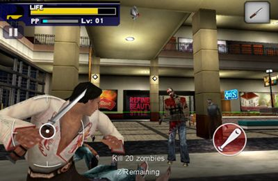 Free Dead Rising download for iPhone, iPad and iPod.