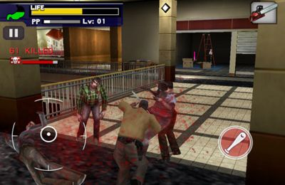 Screenshots of the Dead Rising game for iPhone, iPad or iPod.