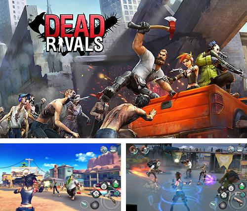 Download Dead rivals: Zombie MMO iPhone free game.