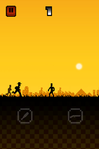 Free Dead run download for iPhone, iPad and iPod.
