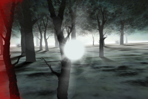Screenshots of the Dead Runner game for iPhone, iPad or iPod.