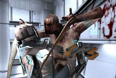 Screenshots of the Dead Space game for iPhone, iPad or iPod.