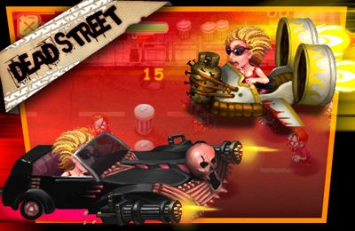 Download Dead Street iPhone free game.