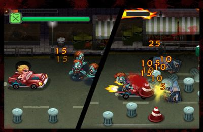 Descarga gratuita de Dead Street para iPhone, iPad y iPod.