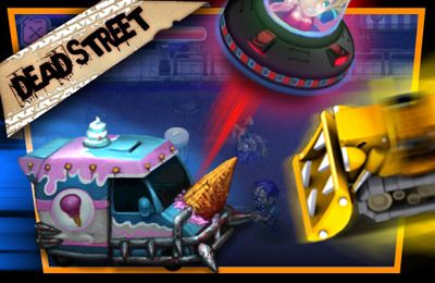 Capturas de pantalla del juego Dead Street para iPhone, iPad o iPod.