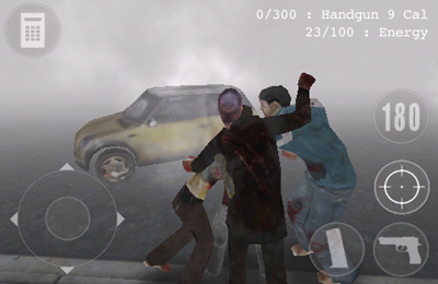 Download Dead Strike iPhone free game.