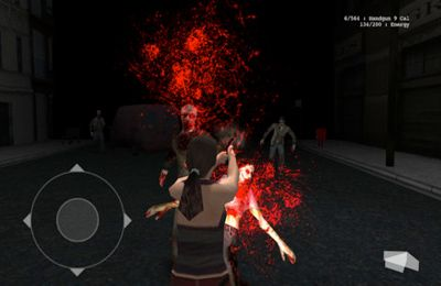 Screenshots do jogo Dead Strike para iPhone, iPad ou iPod.