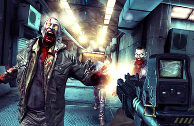 Free Dead Trigger download for iPhone, iPad and iPod.