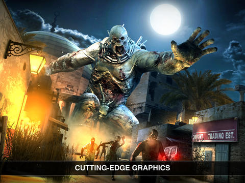 Free Dead Trigger 2 download for iPhone, iPad and iPod.