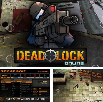 In addition to the game Ancient Battle: Rome for iPhone, iPad or iPod, you can also download Deadlock: Online for free.