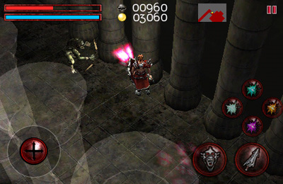 Écrans du jeu Deadly Dungeon pour iPhone, iPad ou iPod.