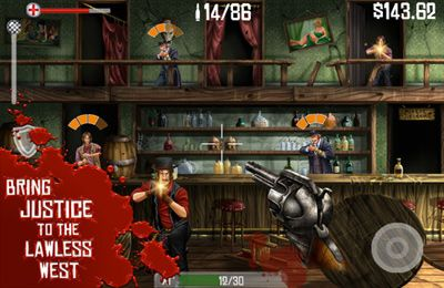 Screenshots of the Death Call game for iPhone, iPad or iPod.