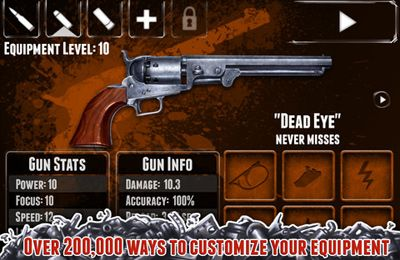 Screenshots of the Death Call 2 game for iPhone, iPad or iPod.