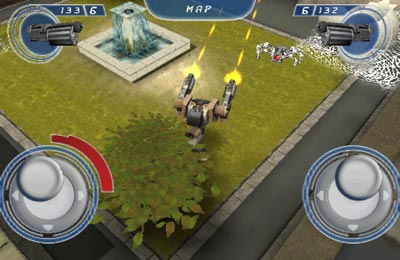 Descarga gratuita de DEATH COP - Mechanical Unit para iPhone, iPad y iPod.