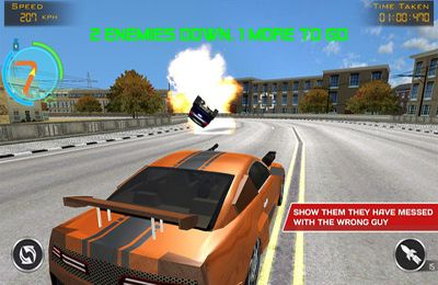 Скачать игру Death Drive: Racing Thrill для iPad.