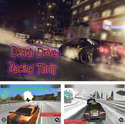In addition to the game iBomber: Defense Pacific for iPhone, iPad or iPod, you can also download Death Drive: Racing Thrill for free.