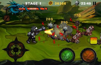 Download Death Knight iPhone free game.