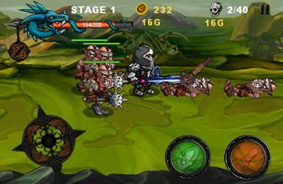 Free Death Knight download for iPhone, iPad and iPod.