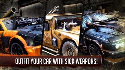 Download Death race: The game iPhone free game.