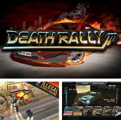 In addition to the game Master of tea kung fu for iPhone, iPad or iPod, you can also download Death Rally for free.